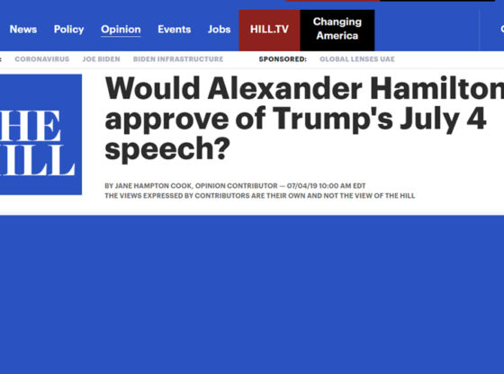 Hampton July 4 speech