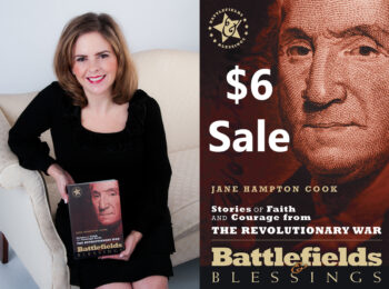 $6 Sale Stories of Faith & Courage from the Revolutionary War