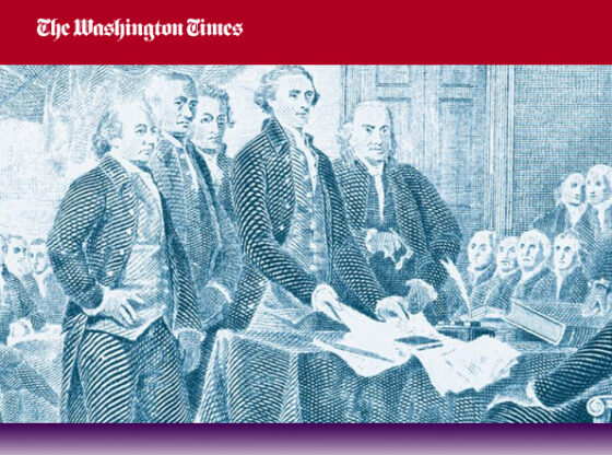 Washington Times Founders