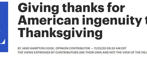 Thanksgiving TheHill.com