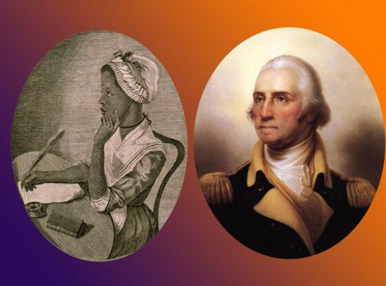 Phillis Wheatley & George Washington