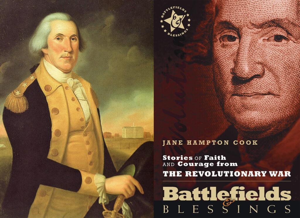 George Washington by Peale and Stuart