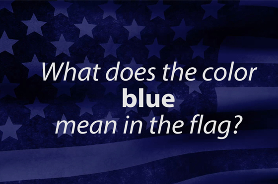 What is the truth about blue?