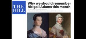 Abigail Adams TheHill.com