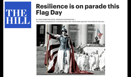 Flag Day Suffrage
