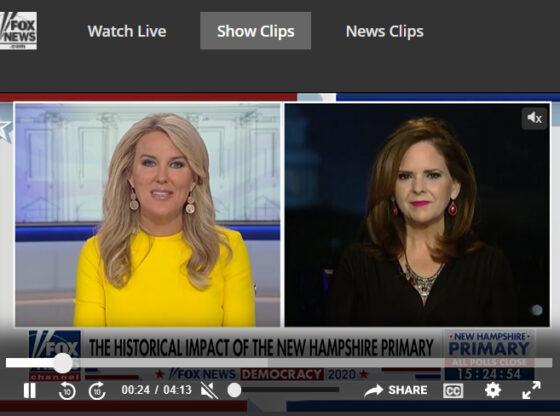 Fox News New Hampshire Primary