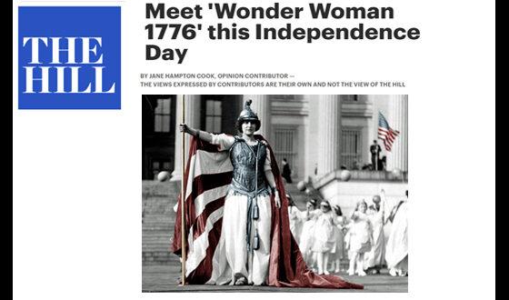 Wonder Woman 1776