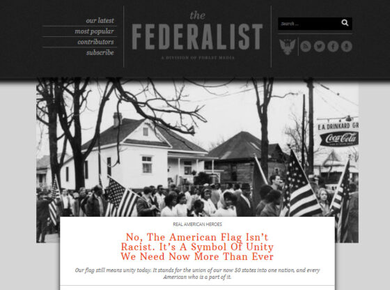 Flag Day The Federalist