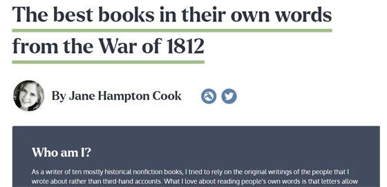 Best Books 1812