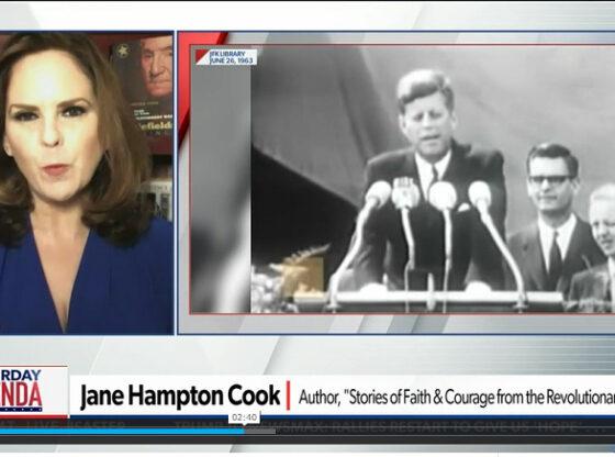Jane JFK Newsmax